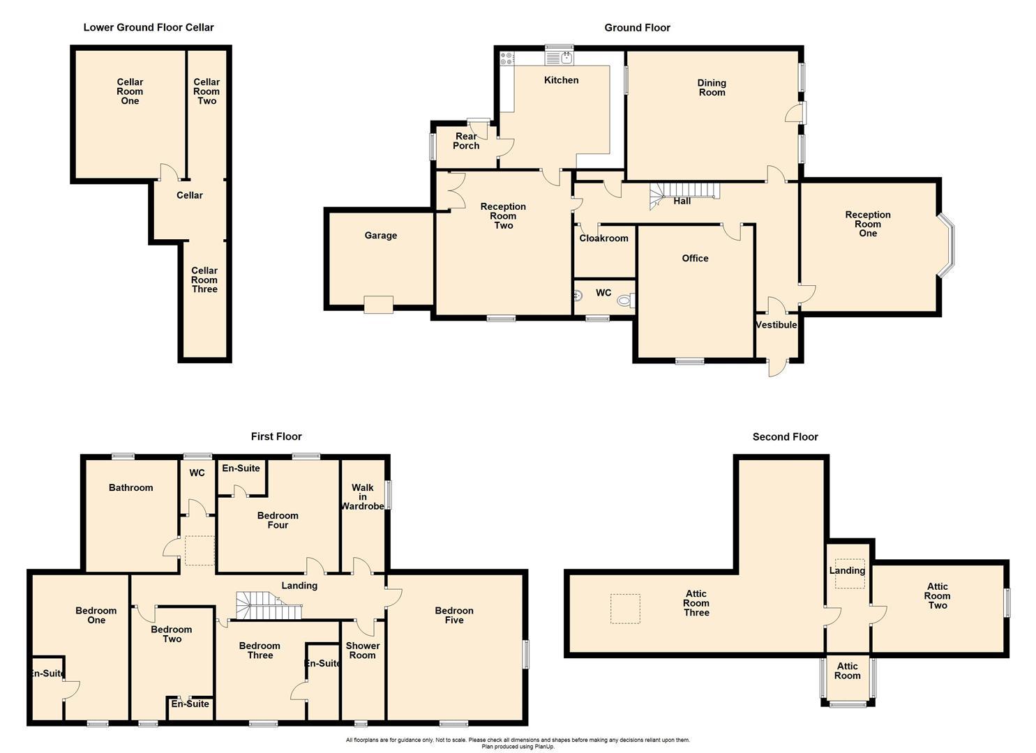 5 Bedroom Detached House For Sale - Rossbrook House, New Line, Bacup.jpg